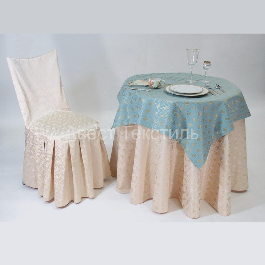 Фото: Пошив ресторанного текстиля,чехлы для стульев,скатерти. . Другие услуги, Украина, Киев и область